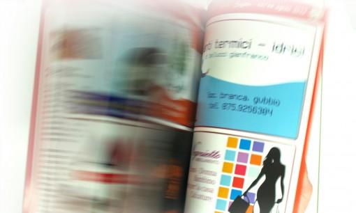 "Stampa rivista ""Sponsor Book"""