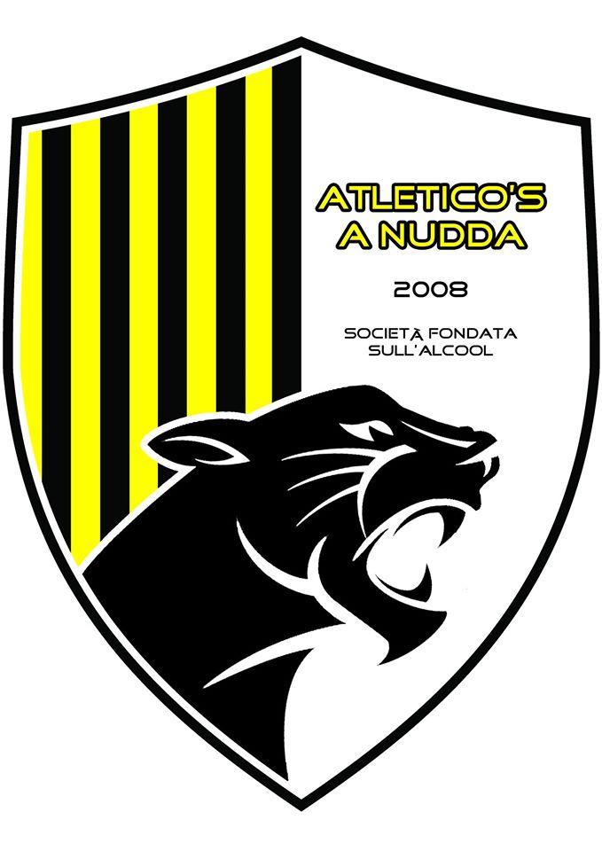 """Stemma squadra di calcio """"Atletico's a Nudda"""""""