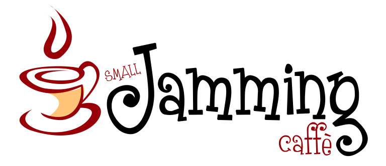 "Grafica Logo ""Small Jamming Caffè"""