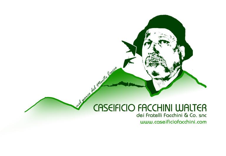 """Logo """"Caseificio Facchini"""""""